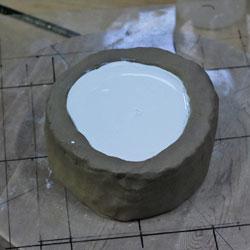 石膏型制作