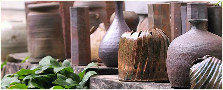 水間焼と京焼
