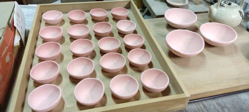黄交趾豆豆鉢