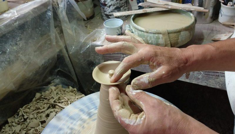 錫銚子陶蓋